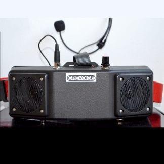 Crevoice TWIN Röstförstärkare - 2 högtalare